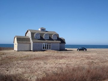 Oceanfront Cottage Rental on PEI