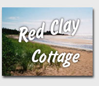 Red Clay Cottage Rental - White Sand Beach